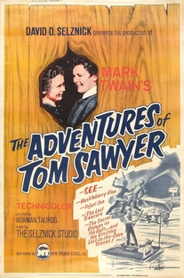 As Aventuras de Tom Sawyer - Poster / Capa / Cartaz - Oficial 2