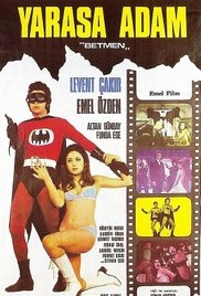 Turkish Batman - Poster / Capa / Cartaz - Oficial 1