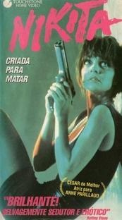 Nikita - Criada para Matar - Poster / Capa / Cartaz - Oficial 3