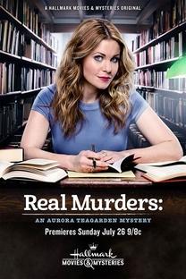 Um Mistério de Aurora Teagarden: Assassinatos Reais - Poster / Capa / Cartaz - Oficial 1