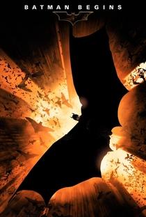 Batman Begins - Poster / Capa / Cartaz - Oficial 13