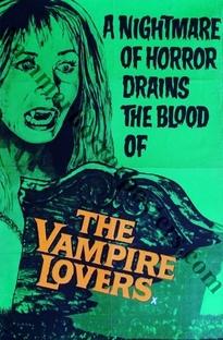 Carmilla - A Vampira de Karnstein - Poster / Capa / Cartaz - Oficial 9