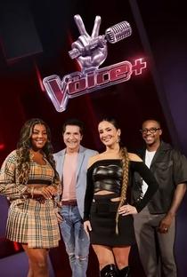 The Voice + (1ª Temporada) - Poster / Capa / Cartaz - Oficial 2