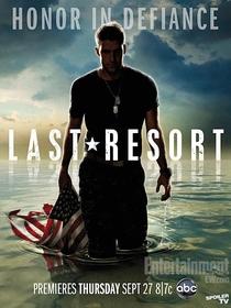 Last Resort (1ª Temporada) - Poster / Capa / Cartaz - Oficial 1