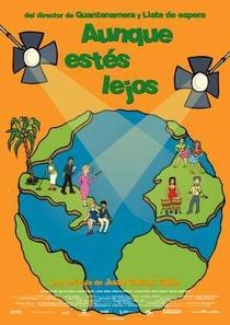Ainda que Esteja Longe - Poster / Capa / Cartaz - Oficial 1