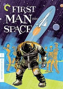 O Primeiro Homem no Espaço - Poster / Capa / Cartaz - Oficial 1