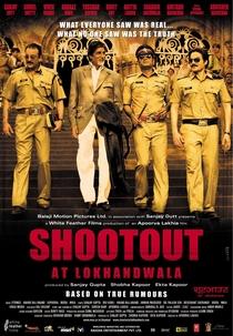 Shootout at Lokhandwala - Poster / Capa / Cartaz - Oficial 3