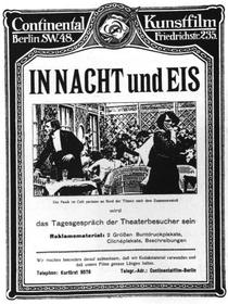 In Nacht und Eis - Poster / Capa / Cartaz - Oficial 1