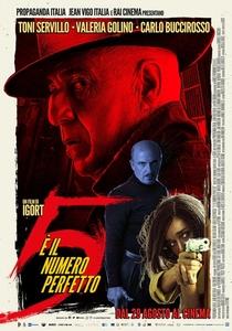5 è il numero perfetto - Poster / Capa / Cartaz - Oficial 1
