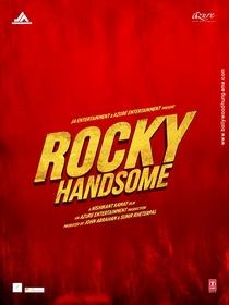 Rocky Handsome - Poster / Capa / Cartaz - Oficial 5