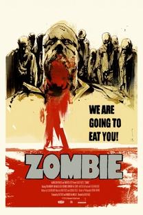 Zombie - A Volta dos Mortos - Poster / Capa / Cartaz - Oficial 11