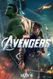 Os Vingadores - Poster / Capa / Cartaz - Oficial 16