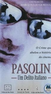 Pasolini, um delito italiano - Poster / Capa / Cartaz - Oficial 2