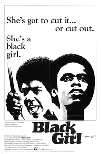 Black Girl - Poster / Capa / Cartaz - Oficial 1