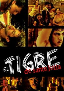 El Tigre de Santa Julia - Poster / Capa / Cartaz - Oficial 1
