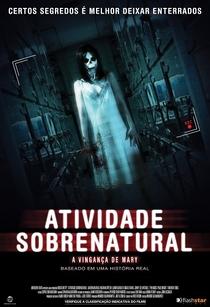 Atividade Sobrenatural - A Vingança de Mary - Poster / Capa / Cartaz - Oficial 2