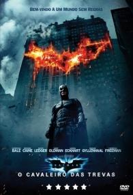 Batman: O Cavaleiro das Trevas - Poster / Capa / Cartaz - Oficial 3