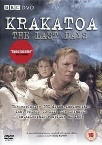 Krakatoa: Os Últimos Dias - Poster / Capa / Cartaz - Oficial 1