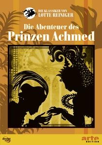 As Aventuras do Príncipe Achmed - Poster / Capa / Cartaz - Oficial 2