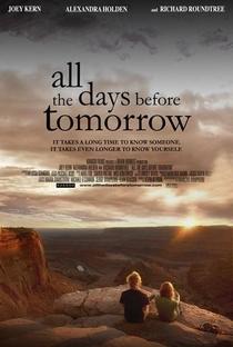 Todos os dias antes do amanhã - Poster / Capa / Cartaz - Oficial 1