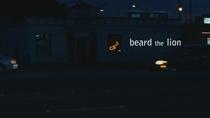 Beard the Lion - Poster / Capa / Cartaz - Oficial 1