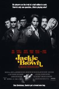 Jackie Brown - Poster / Capa / Cartaz - Oficial 10
