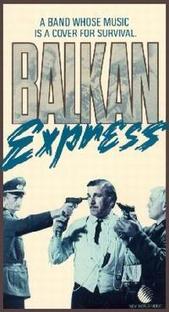 Balkan Ekspres - Poster / Capa / Cartaz - Oficial 1