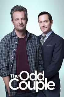 The Odd Couple (2° Temporada) - Poster / Capa / Cartaz - Oficial 1