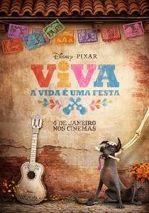 Viva - A Vida é Uma Festa - Poster / Capa / Cartaz - Oficial 5