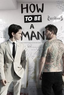 How to Be a Man - Poster / Capa / Cartaz - Oficial 1