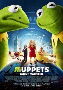 Muppets 2: Procurados e Amados - Poster / Capa / Cartaz - Oficial 3