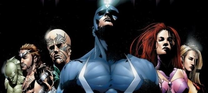 Inumanos deve sair do papel ainda durante a terceira fase da Marvel
