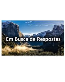 Em Busca de Respostas - Poster / Capa / Cartaz - Oficial 1