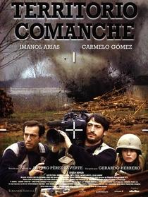 Território Comanche - Poster / Capa / Cartaz - Oficial 1