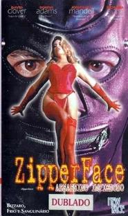 Zipper Face - Assassino Impiedoso - Poster / Capa / Cartaz - Oficial 1