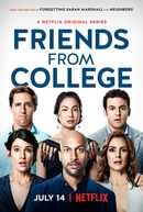 Amigos da Faculdade (1ª Temporada) (Friends From College (Season 1))