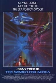 Jornada nas Estrelas III: À Procura de Spock - Poster / Capa / Cartaz - Oficial 1