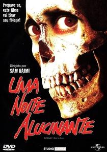 Uma Noite Alucinante: A Morte do Demônio - Poster / Capa / Cartaz - Oficial 14