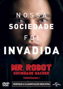 Mr. Robot (1ª Temporada) - Poster / Capa / Cartaz - Oficial 6