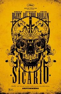 Sicario: Terra de Ninguém - Poster / Capa / Cartaz - Oficial 2
