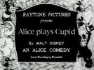 Alice Plays Cupid (Alice Plays Cupid)