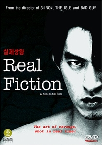 Real Fiction - Poster / Capa / Cartaz - Oficial 1