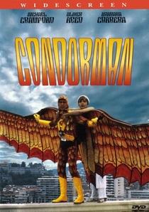 Condorman - O Homem Pássaro - Poster / Capa / Cartaz - Oficial 1