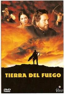 Terra do Fogo - Poster / Capa / Cartaz - Oficial 1