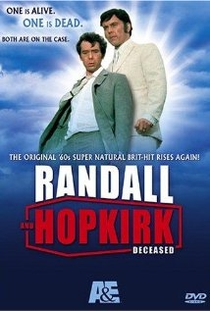 Randall and Hopkirk (Deceased) (1ª Temporada) - Poster / Capa / Cartaz - Oficial 1