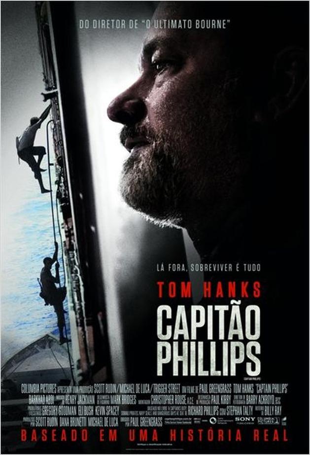 Capitão Phillips (Captain Phillips) - Crítica