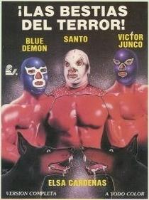 Las Bestias del Terror - Poster / Capa / Cartaz - Oficial 1