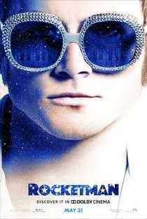 Rocketman - Poster / Capa / Cartaz - Oficial 3
