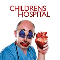Childrens Hospital (3ª Temporada) - Poster / Capa / Cartaz - Oficial 1