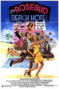 Loucuras Num Hotel de Praia - Poster / Capa / Cartaz - Oficial 1